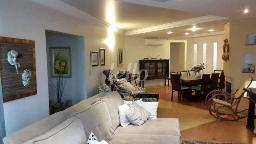 CASA 1 -  SALA DE ESTAR E JANTAR - Casa 7 Dormitórios
