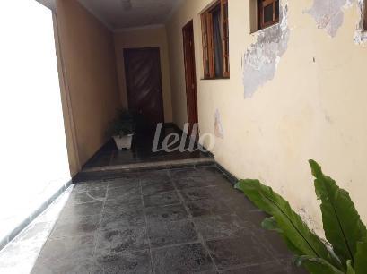 CORREDOR LATERAL - Casa 2 Dormitórios