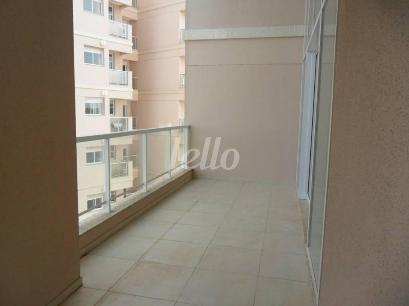 SACADA DA SUÍTE MASTER - Apartamento 4 Dormitórios