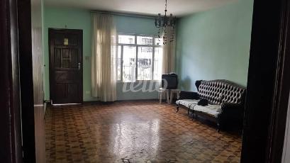 SALA ESTAR E JANTAR 1 - Casa 3 Dormitórios