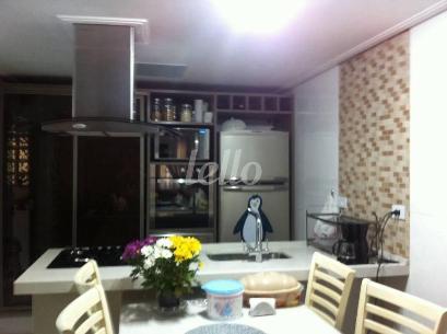 COZINHA AMERICANA 1 - Casa 3 Dormitórios