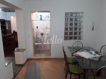 SALA DE ALMOÇO - Casa 4 Dormitórios