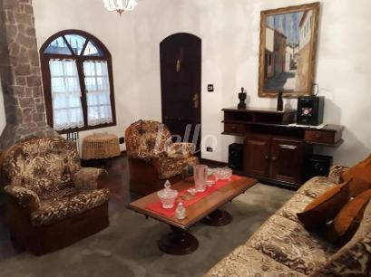 SALA DA LAREIRA - Casa 3 Dormitórios