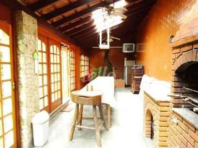 SALÃO GOURMET - Casa 3 Dormitórios