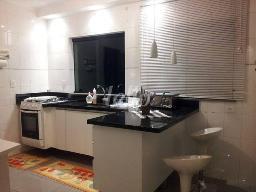 CAZINHA COM BALCÃO - Apartamento 3 Dormitórios