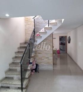 ESCADA DE ACESSO INTERNO - Casa 3 Dormitórios