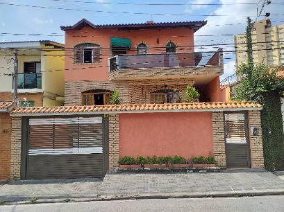 FACHADA FRENTE - Casa 3 Dormitórios