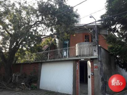 FACHADA PRINCIPAL - Casa 4 Dormitórios