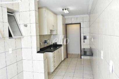 LAVANDERIA E COZINHA - Apartamento 3 Dormitórios