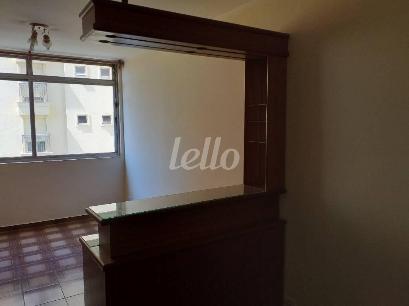 SALA 02 AMBIENTES - Apartamento 3 Dormitórios