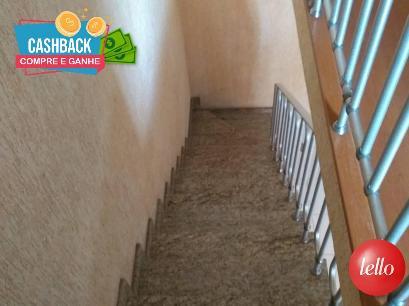 ESCADA PARA OS QUARTOS - Casa 3 Dormitórios