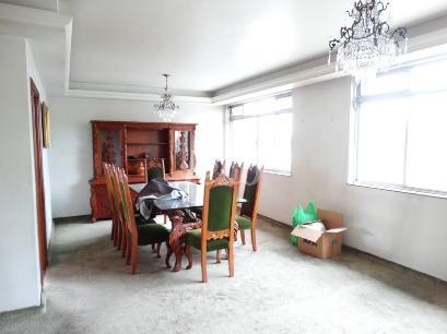 SALA DE JANTAR - Apartamento 4 Dormitórios