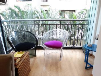 VARANDA - Apartamento 2 Dormitórios