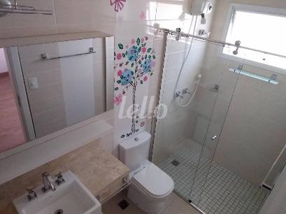 BANHEIRO SUITE 02 - Casa 4 Dormitórios