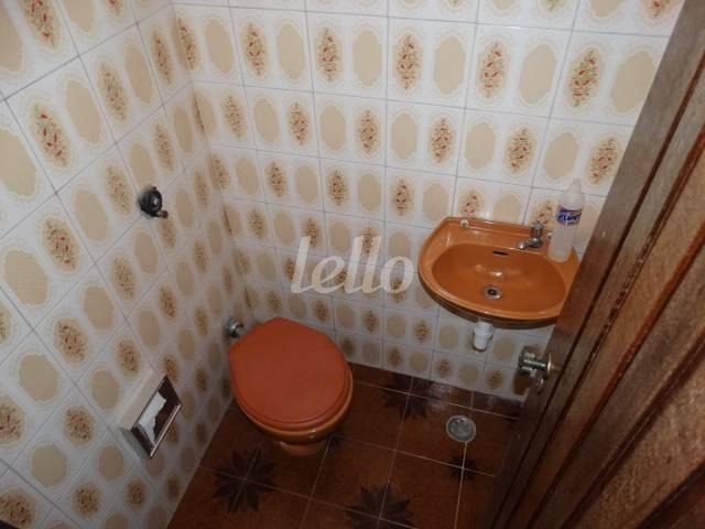 BANHEIRO SUPERIOR  - Casa 5 Dormitórios