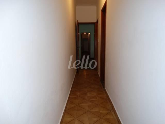 CORREDOR INTERNO - Casa 5 Dormitórios