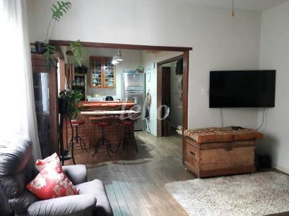 SALA ESTAR E TV - Apartamento 2 Dormitórios