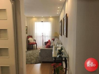 CORREDOR SALA  - Apartamento 3 Dormitórios