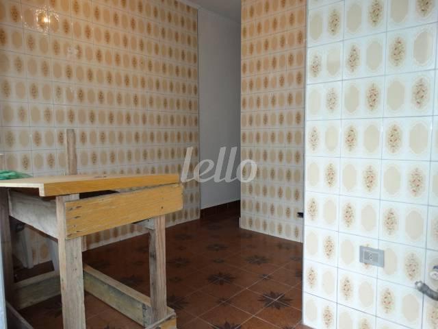 ÁREA DE SERVIÇO - Casa 5 Dormitórios