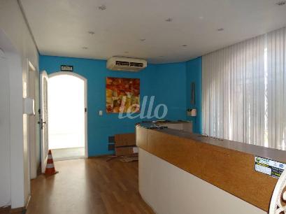 RECEPÇÃO - Casa 9 Dormitórios