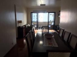SALA 2 AMBIENTES E VARANDA - Apartamento 3 Dormitórios