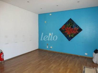 SALA DE ESPERA - Casa 9 Dormitórios
