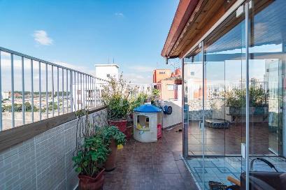 ÁREA EXTERNA COBERTURA (1) - Apartamento 3 Dormitórios