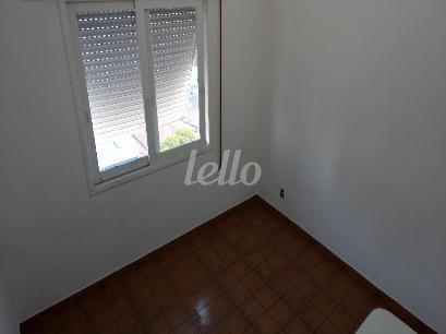 DORMITÓRIO PRIMEIRO À ESQUERDA  - Apartamento 2 Dormitórios