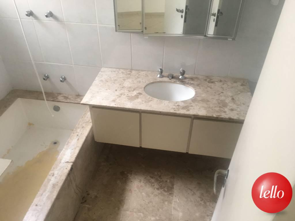 BANHEIRO - Casa 4 Dormitórios