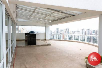 TERRAÇO SUPERIOR - Apartamento 5 Dormitórios