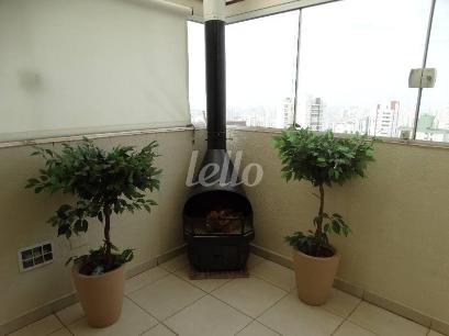 SALA LAREIRA - Apartamento 2 Dormitórios
