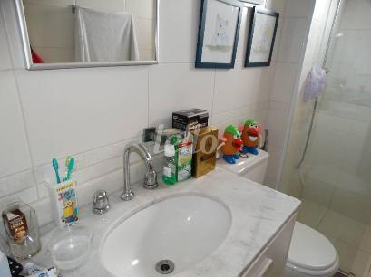 BANHEIRO SUÍTE - Apartamento 2 Dormitórios