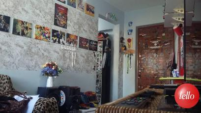 ENTRADA - Apartamento 1 Dormitório