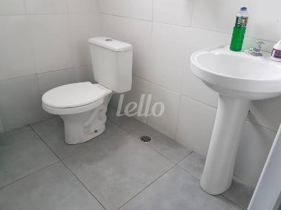 BANHEIRO SOCIAL - Casa 2 Dormitórios