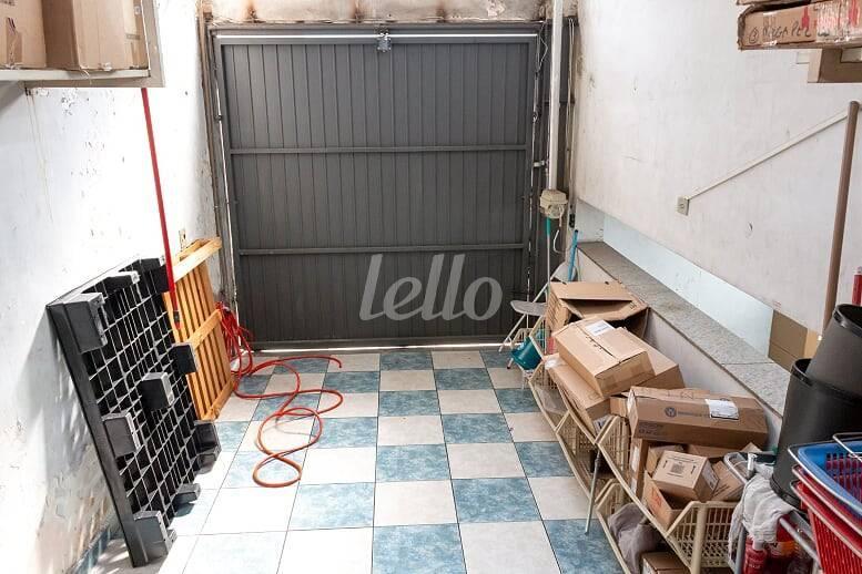 GARAGEM - Prédio Comercial