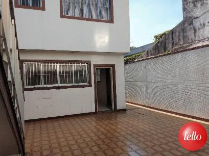QUINTAL/FACHADA FUNDOS - Casa 3 Dormitórios