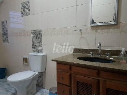 BANHEIRO SUITE - Casa 3 Dormitórios