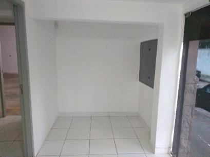 RECEPÇÃO - Galpão/Armazém