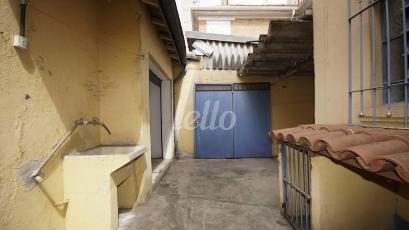 ÁREA EXTERNA - Casa 3 Dormitórios