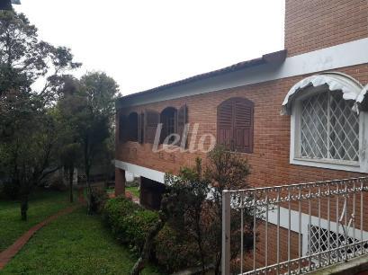FACHADA EXTERNA - Casa 4 Dormitórios