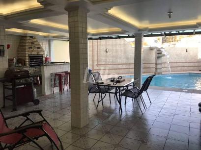 AREA CHURRASQUEIRA - Casa 7 Dormitórios