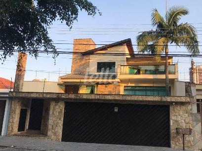 FACHADA - Casa 7 Dormitórios