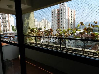 SALA/SACADA - Apartamento 3 Dormitórios