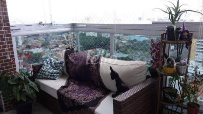 TERRAÇO - Apartamento 3 Dormitórios