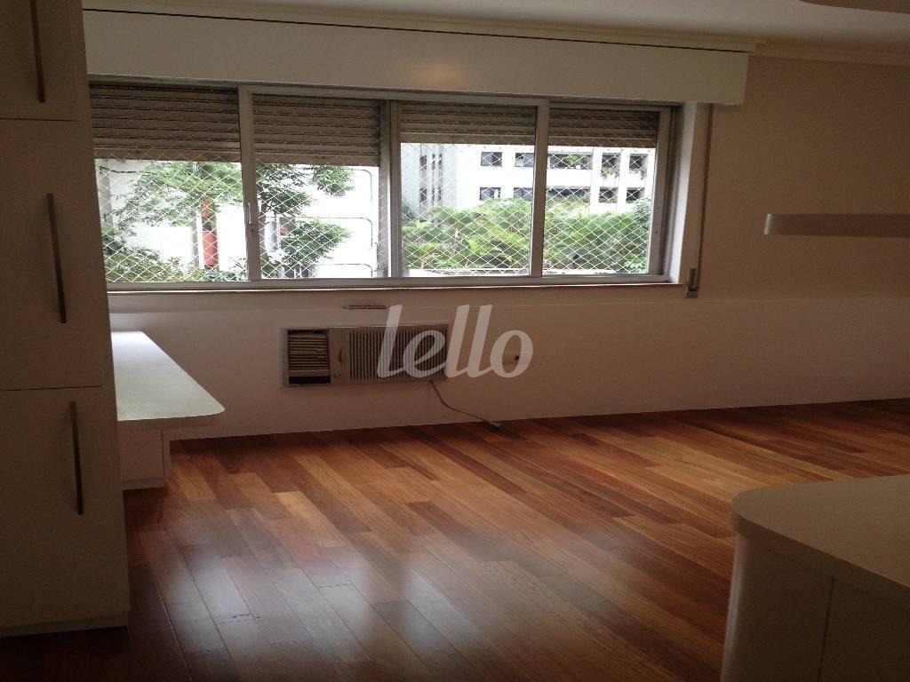 SUITE II - Apartamento 3 Dormitórios