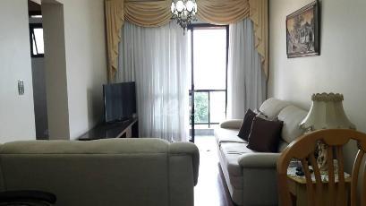 SALA JANTAR E ESTAR - Apartamento 3 Dormitórios
