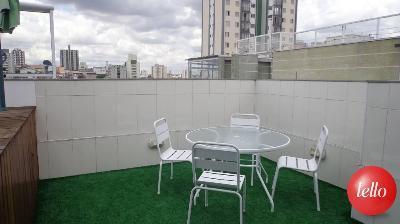 ÁREA DESCOBERTA - Apartamento 3 Dormitórios