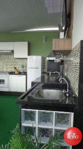 ÁREA COBERTA - Apartamento 3 Dormitórios