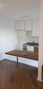 SALA- COZINHA - Apartamento 2 Dormitórios