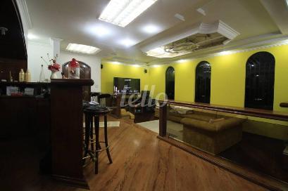 SALA 4 AMBIENTES - Casa 6 Dormitórios